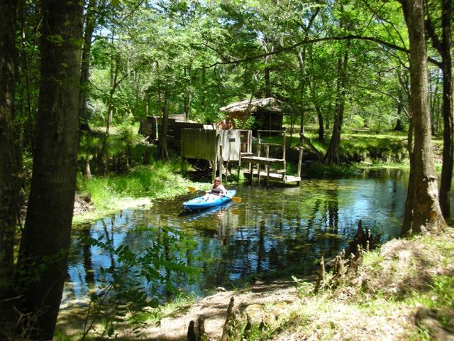 ginnie springs cabin rentals ginnie springs cabin rentals