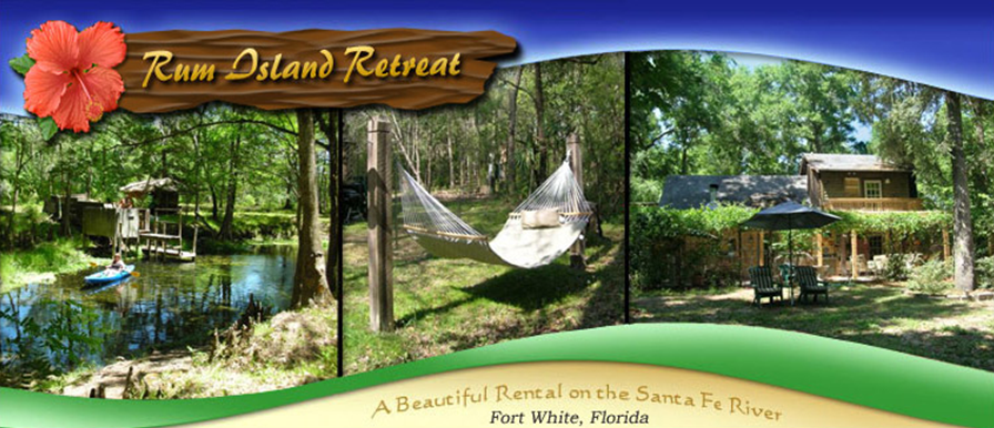 rentals outdoor tupelo adventures large florida at private cabin au center cabins unlimited in
